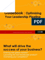 Guidebook Optimizing Your Leadership Pipeline