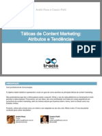 Táticas de Content Marketing