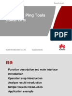 03 Enhanced Ping Tools Guide Line V1.8 English Version