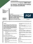 ABNT - NBR 12253 - Solo-Cimento - Dosagem Para Emprego