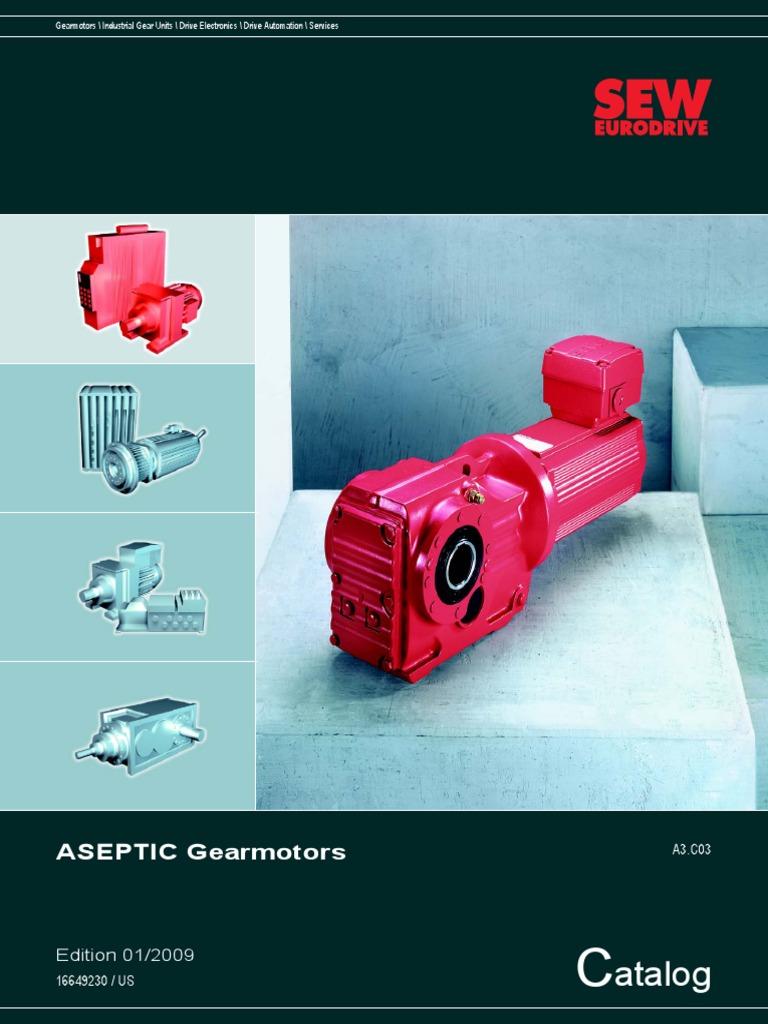 16649230 | Electric Motor | Gear on