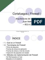Cortafuegos ( Firewall )