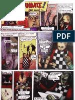 Cuídate, comic de Emilio Gutiérrez