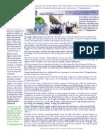 LMOIS VBSE Newsletter 1