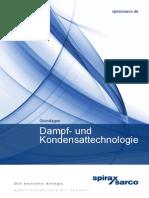 Grundlagen Der Dampf Und Kondensattechnologie