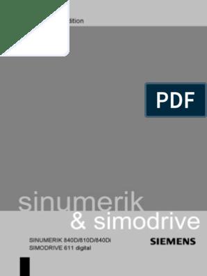 840D_LIS Lists Sinumerik 840D-Di-810D   Hard Disk Drive