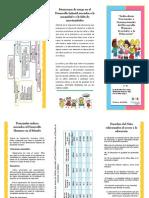 El desarrollo humano a través de los Índices e indicadores de desarrollo asociados al sector educativo