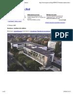 Bauhaus Analisis Del Edificio