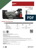 HTW-1260 T5 [Open Skid] EN