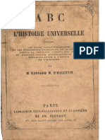 E.W.D'Halluvin - ABC de l'Histoire Universelle
