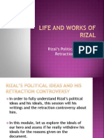 Life and Works of Rizal