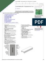 Microcontrolador PIC16F887 - Microcontroladores PIC – Programación en C con ejemplos