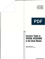 Investors Guide to Special Situations