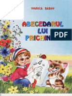 Babov, Viorica - Abecedarul Lui Prichindel, 2006