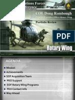SOCOM Rotary Wing