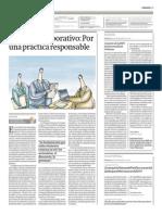 Gobierno corporativo_Por una práctica responsable_Gestión 25-02-2014_página 21