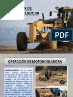 EXPOSICION MOTONIVELADORA 24H