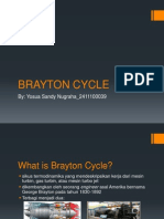 Brayton Cycle Joe
