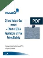 Saltvedt 140116 Olje Og Natural Gas Green Tech Nordea