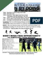 2014 Learn by Doing Registration Flier