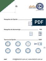Tuerca y Aranadelas _SKF
