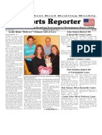 February 26 - March 4, 2014 Sports Reporter
