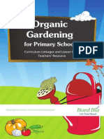 Organic Gardening for Primary Schools