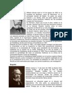 Biografia de Wilhelm Wundd