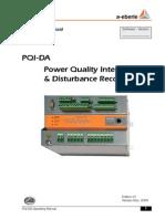PQI-DA Operating Manual