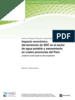 WSP-LAC-TP- Impacto-Económico-Terremoto