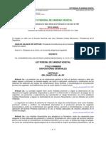 Ley Federal de Sanidad Vegetal