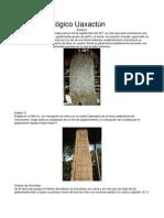 Sitio Arqueológico Uaxactún
