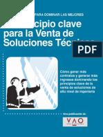 10 Claves Para Dominar Venta Soluciones Alto Nivel Ingenieria VAO1