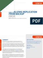 WP Idera Init Replication From Backup