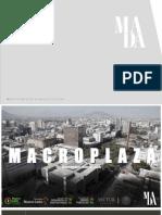 Proyecto de Revitalización de la Macroplaza