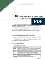 Programmation BD