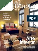 Variedades-17 = Arte Interior (2006)