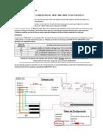 PME-500-TR - Uso del parámetro DEBOUNCE