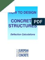 L8 Deflection Calculations