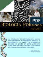 Introduccion a La Biologia Forense