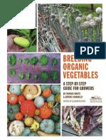 Breeding Organic Vegetables