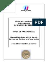 Serveur de Fichiers Et d'Impression