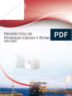 Prospectiva de Petroleo y Petroliferos 2013-2027