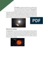 Astrometría
