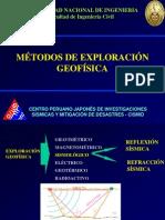 EXPLORACIÓN GEOFISICA