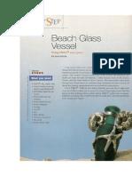 Beach Glass Vessel