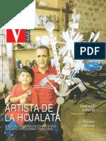 Variedades-159 = Artista de La Hojalata ( Desiderio Loayza) (2010)