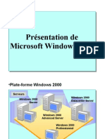 Présentation_Windows_2000