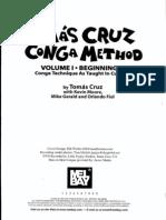 The Tomás Cruz Conga Method