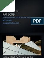 AR-3609 Class Introduction